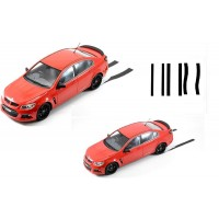 1:18 Scale Decals - Burnout Set