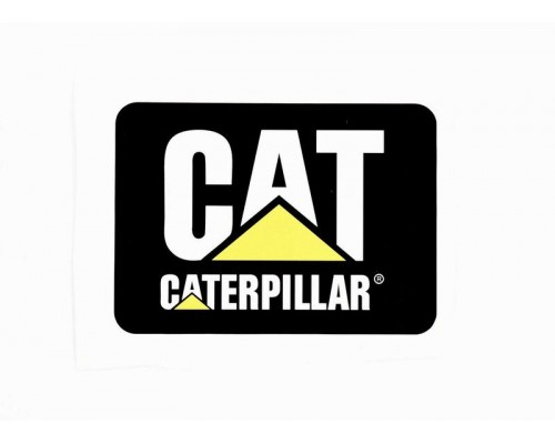 Jays Models Custom Decals - Caterpillar Logo Decal