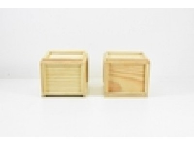 Jays Models 1:50 Shipping Crate - Small Wooden