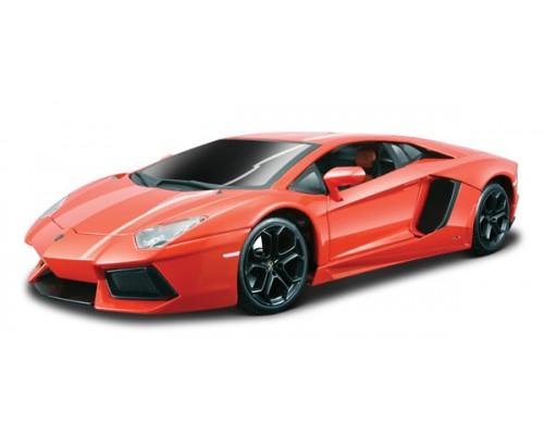 Burago 1:18 Lamborghini Aventador LP700-4 - Orange