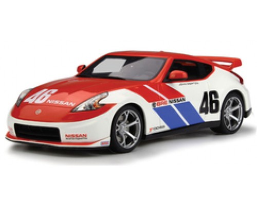 1:18 Scale Nissan 370Z Coupe - John Morton