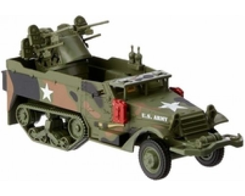 1:48 Scale Army Half Track Truck