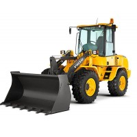 1:50 Scale Volvo L35G Wheel Loader