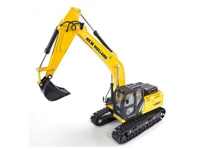 1:50 Scale New Holland E215C Hydraulic Excavator