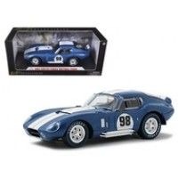 Shelby Collectibles 1:18 1965 Shelby Cobra Daytona Coupe #98