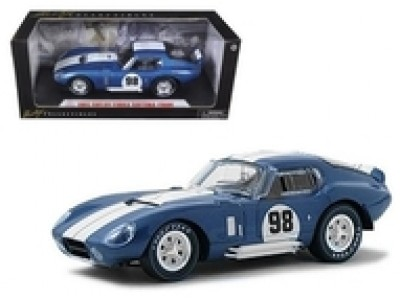 1:18 Scale 1965 Shelby Cobra Daytona Coupe #98