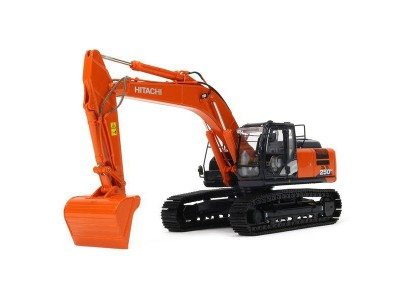 1:50 Scale Hitachi ZX250LC-6 Hydraulic Excavator