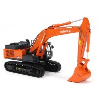 1:50 Scale Hitachi ZX490LCH-6 Hydraulic Excavator