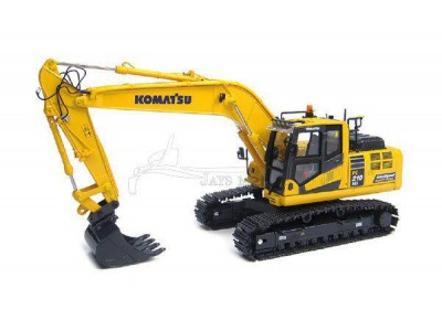 1:50 Scale Komatsu PC210LCi-10 Hydraulic Excavator - Intelligent