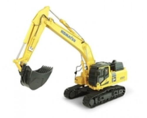 1:50 Scale Komatsu PC490LC-11 Hydraulic Excavator