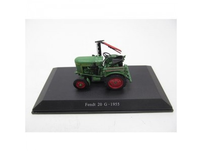 1:43 Scale Fendt 20 G Tractor