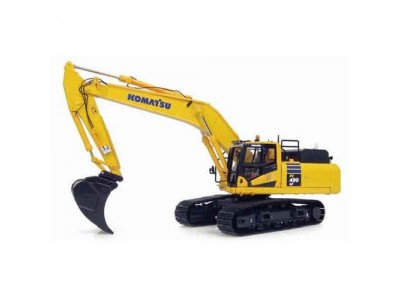 1:50 Scale Komatsu PC490LC-10 Hydraulic Excavator