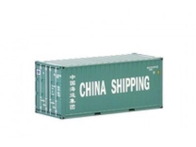 20FT Shipping Container - China Shipping