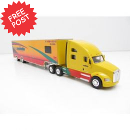 Kenworth T700 wtih Racing trailer
