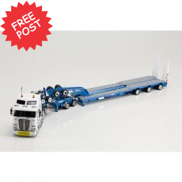 Kenworth K200 - Drake 3x8 Trailer & 2x8 Dolly - NTS