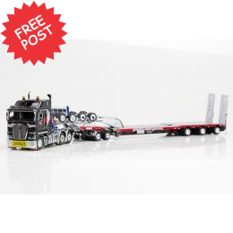 Kenworth K200 - Drake 3x8 Trailer & 2x8 Dolly - NNH
