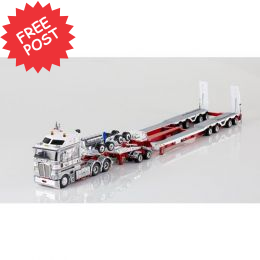 Kenworth K200 - Drake Dragline Bucket Trailer - BETTS